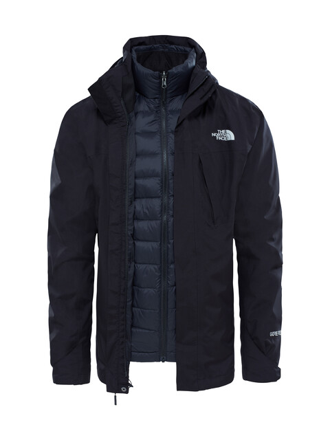 The North Face Mountain Light 3:1 Triclimate Giacca Uomo nero